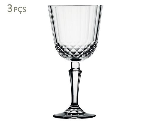 Jogo de Taças para Vinho Lima - Transparente, Transparente | WestwingNow