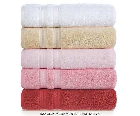 Toalha de Rosto Unika - Marshmallow | WestwingNow