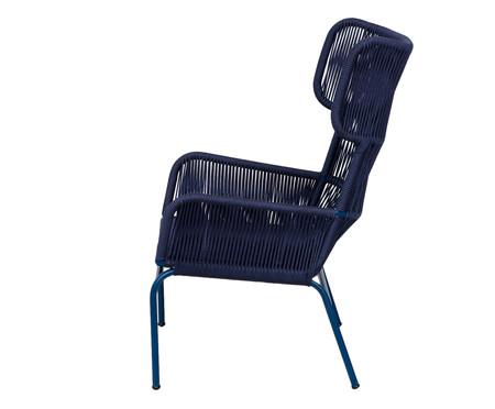 Poltrona Fiber - Azul | WestwingNow