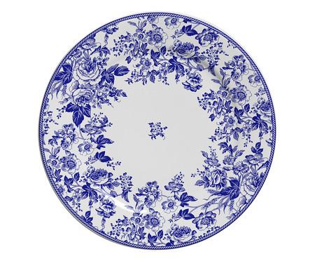 Jogo de Pratos Blue Garden - 06 Pessoas | WestwingNow