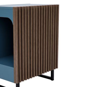 Mesa Lateral Pet Inno - Azul Secreto | WestwingNow