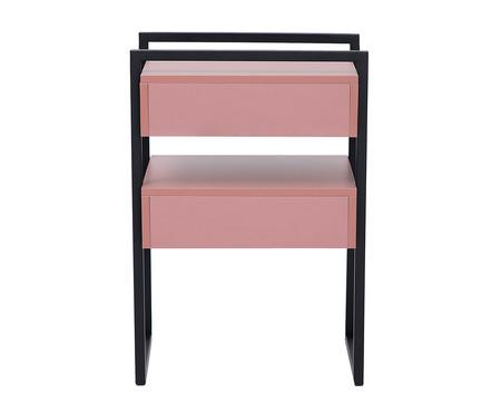 Mesa de Cabeceira Inno - Rosa Glamour | WestwingNow