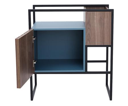 Aparador de Bar Inno - Azul Secreto | WestwingNow