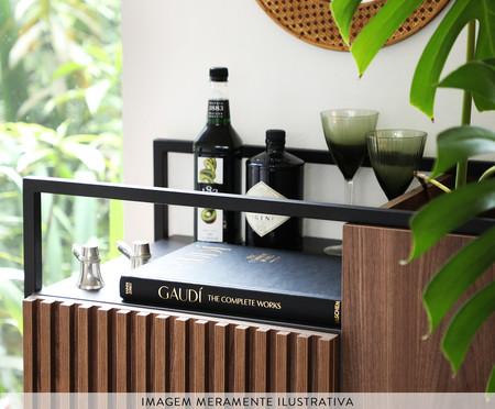 Aparador de Bar Inno - Cinza Cristal | WestwingNow