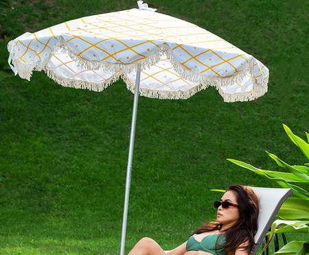 Guarda-sol Copacabana - Amarelo | WestwingNow