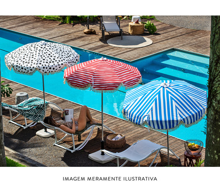 Ombrellone Copacabana - Amarelo | WestwingNow