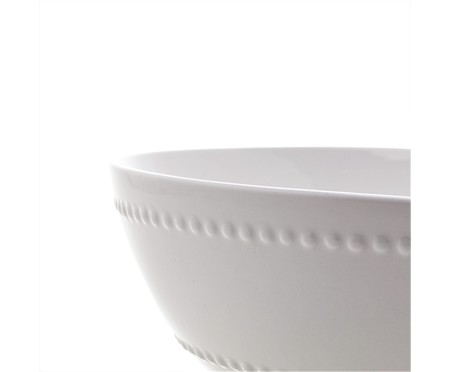 Bowl em Porcelana Duke - Branco | WestwingNow