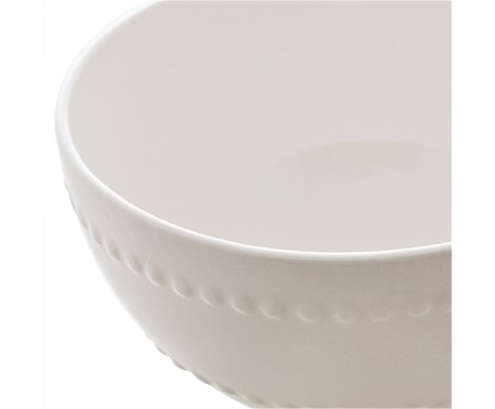 Bowl em Porcelana Duke - Branco   WestwingNow