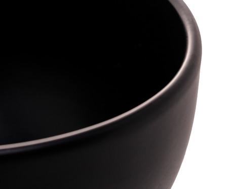 Bowl em Cerâmica Michigan - Preto | WestwingNow