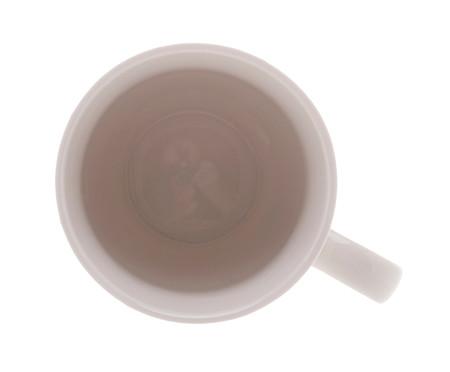 Caneca em Porcelana Johns  - Branco | WestwingNow