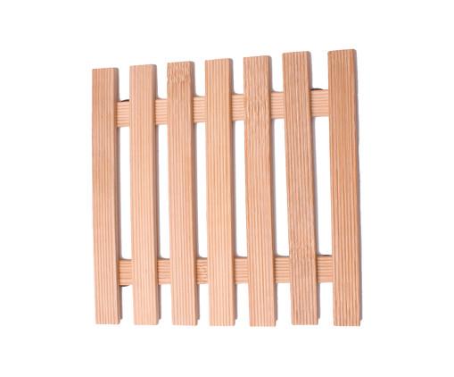 Descanso de Panela em Bambu Laika - Natural, Natural   WestwingNow