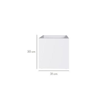 Vaso de Piso Figg - Branco | WestwingNow