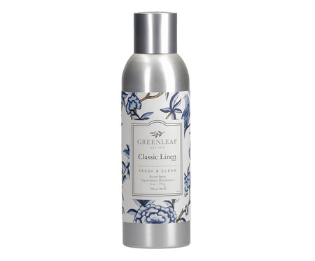 Spray Greenleaf Aromatizante para Ambientes Classic Linen - 198ml | WestwingNow