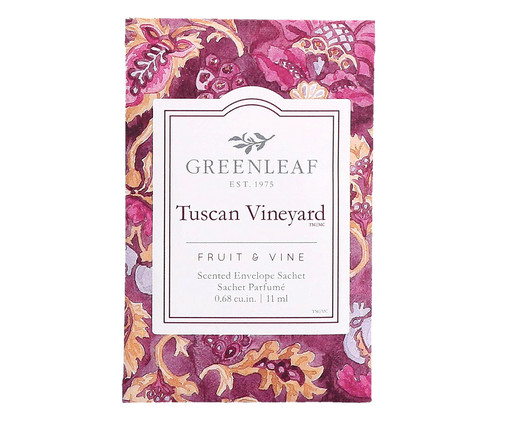 Sachê Small Tuscan Vineyard - 11,09ml, Colorido   WestwingNow