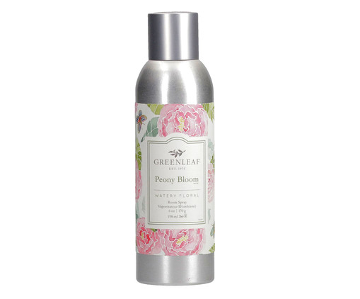 Spray Aromatizante para Ambientes Peony Bloom - 198ml, Colorido   WestwingNow