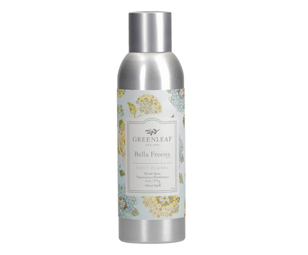 Spray Greenleaf Aromatizante para Ambientes Bella Freesia - 198ml   WestwingNow