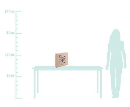 Book Box Lagrotta - Rosa e Preto | WestwingNow