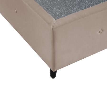 Cama Box Design - Bege | WestwingNow