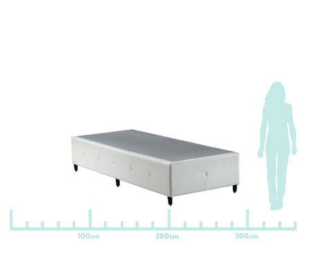 Cama Box Design - Branco | WestwingNow