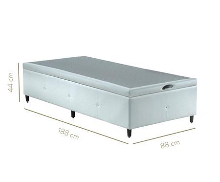 Cama Box Baú Design - Branco | WestwingNow
