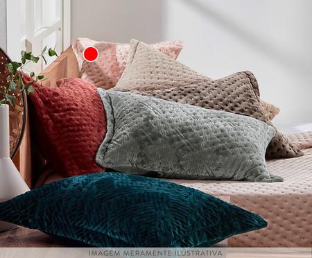 Porta-Travesseiro Blend Elegance - Linear Bloom | WestwingNow