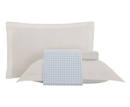 Jogo de Lençol Home Collection - Cube | WestwingNow