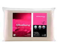 Travesseiro Visco de Elástico Nasa - Marfim | WestwingNow
