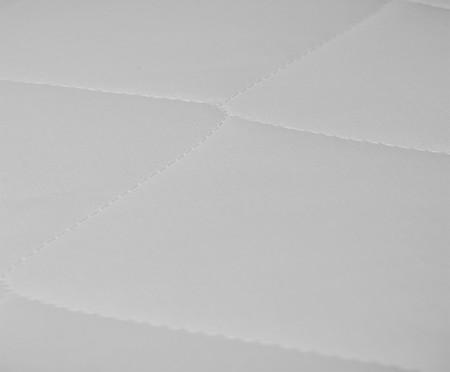 Protetor de Colchão Misto com Elástico Altenburg - Branco | WestwingNow
