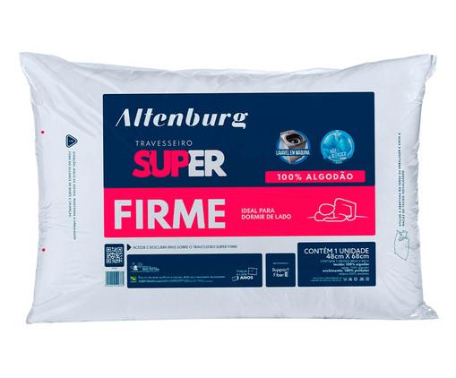 Travesseiro Super Firme - Branco, Branco   WestwingNow