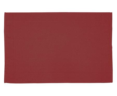 Toalha de Piso Londres - Vermelho Mineral | WestwingNow