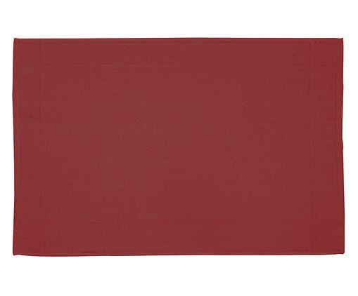 Toalha de Piso Londres - Vermelho Mineral, Vermelho Mineral   WestwingNow