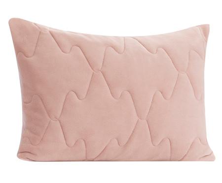 Porta-Travesseiro Blend Confort - Rosa Lunar | WestwingNow