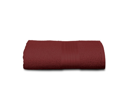 Toalha de Banho Tóquio - Vermelho Mineral | WestwingNow