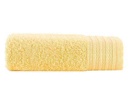 Toalha de Rosto Chroma - Amarelo Imaginário | WestwingNow
