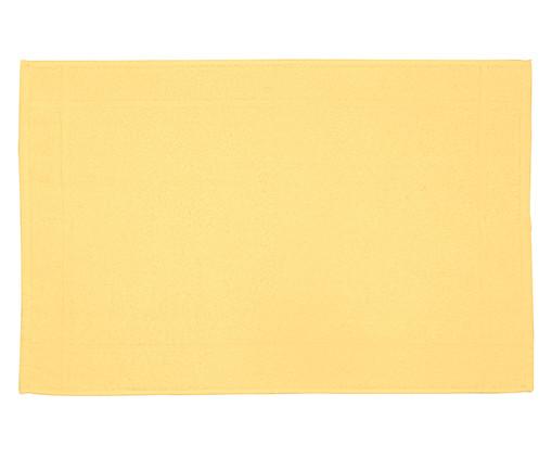 Toalha de Piso Londres - Amarelo Imaginário, Amarelo Imaginário   WestwingNow