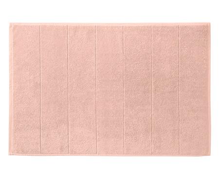Toalha de Piso Flat - Rosa Peach | WestwingNow