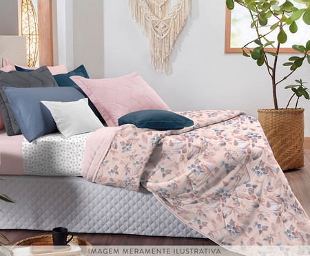 Edredom Leve Home Collection - Organic Rose | WestwingNow