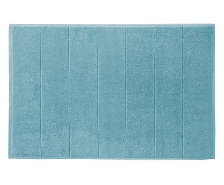 Toalha de Piso Flat - Azul Ártico | WestwingNow