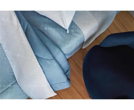 Edredom Azul do Amanhecer - Azul   WestwingNow
