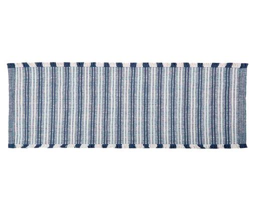 Tapete Passadeira de Cozinha Minimalista - Azul, Azul   WestwingNow