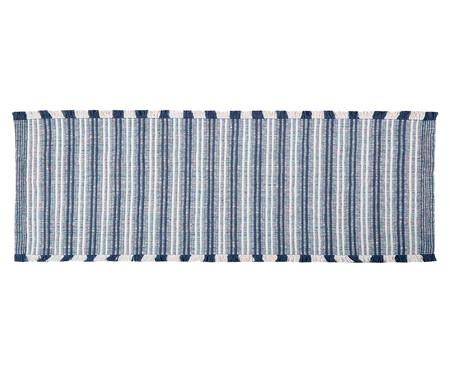 Tapete Passadeira de Cozinha Minimalista - Azul | WestwingNow