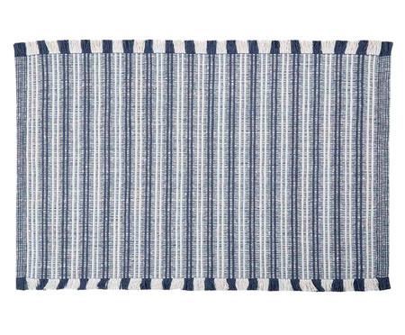 Tapete de Cozinha Minimalista - Azul | WestwingNow