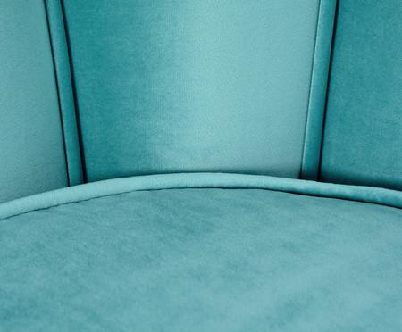 Jogo de Poltronas em Veludo Pétala - Neo-Mint | WestwingNow
