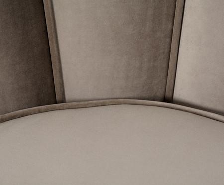 Jogo de Poltronas em Veludo Pétala - Fendi | WestwingNow