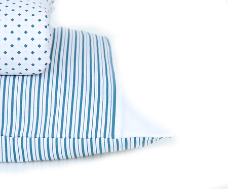 Jogo de Lençol Essencial Azul - 200 Fios | WestwingNow