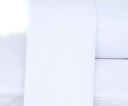 Jogo de Lençol Deza Branco - 120 Fios | WestwingNow