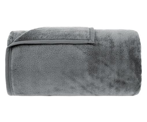 Cobertor Aspen - Cinza, Cinza   WestwingNow