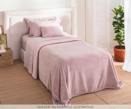 Cobertor Aspen - Rosa | WestwingNow