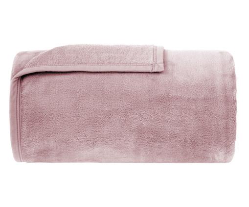 Cobertor Aspen - Rosa, Rosa | WestwingNow