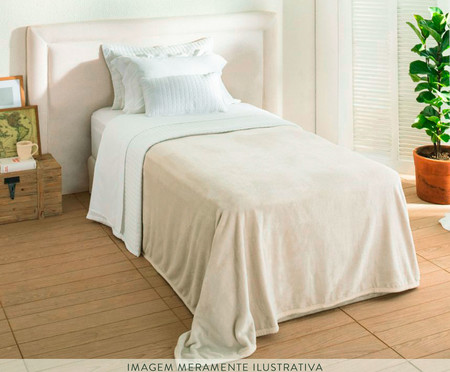 Cobertor Aspen - Marfim | WestwingNow